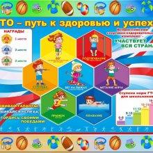 Информация о проведении Центром тестирования ВФСК «ГТО» акции: «Готовься к ГТО с детства»