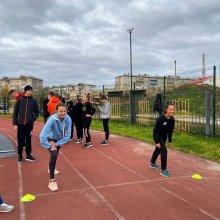 Информация о приеме норм ВФСК «ГТО» учащихся общеобразовательных учреждений города Усинска