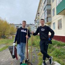 «Волонтёры спорта» присоединились к «Зелёной России»