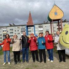 В рамках Всероссийского дня ходьбы в Усинске состоялось физкультурно-спортивное мероприятие «По следам мужества и стойкости»