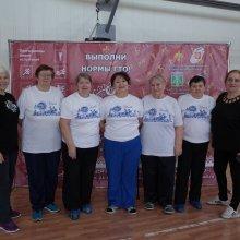 В Усинске самое активное и позитивное старшее поколение!
