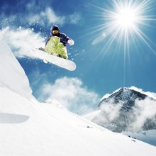 Внимание! Онлайн-конкурс «Мир сноубординга»