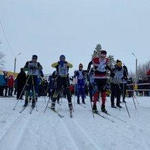 В Усинске прошла XXXIX открытая Всероссийская массовая лыжная гонка «Лыжня России-2021»!
