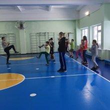 14 марта состоялся квест «В спортивном режиме!»