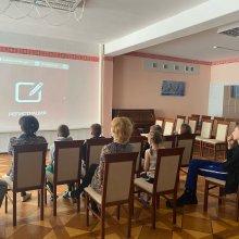 20 марта Центр тестирование ГТО провел информационно-пропагандистскую акцию «Квест – ГТО», приуроченную к возвращению Крыма в состав России