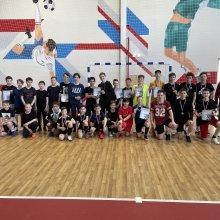 Среди юношей 2006-2008 г.р. прошёл городской турнир по мини-футболу, посвящённый Дню Победы