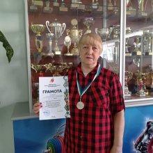 Спортсменка УГО КРОО ВОИ стала серебряным призёром Чемпионата и первенства РК по бочче