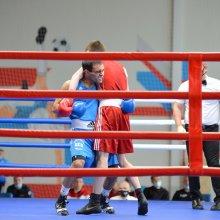 В Усинске стартовал чемпионат СЗФО по боксу среди мужчин и женщин, посвящённый 100-летию образования Республики Коми!