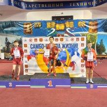 С «24» сентября по «25» сентября 2021 г. в городе Ухта прошел Республиканский турнир по самбо