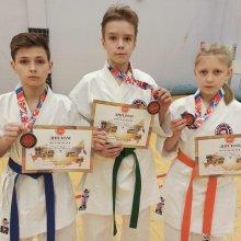 Чемпионат России по Каратэ до Шотокан SKIF