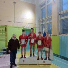Победа за победой!!! Усинские самбисты - лидеры соревнований!